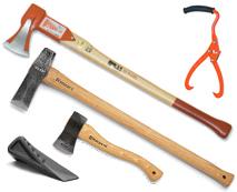 薪割り斧・クサビ・砥石